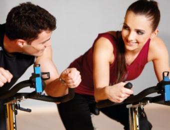 Qué musculos se trabajan en la bicicleta estática